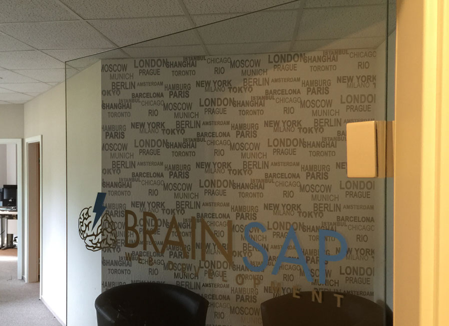 Brainsap Development Büroräume